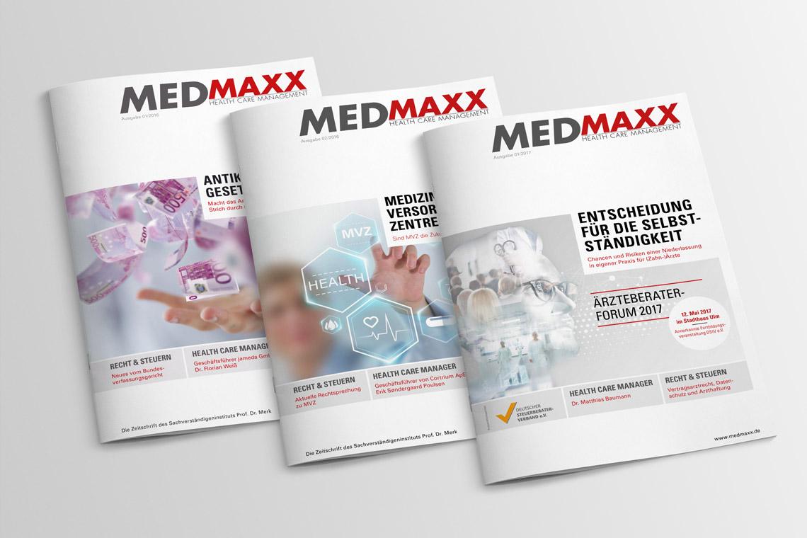 MEDMAXX Corporate Publishing