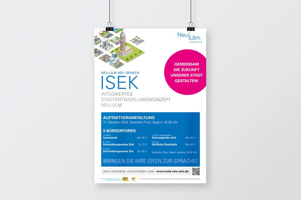 Stadt Neu-Ulm ISEK 2021 Kommunikation
