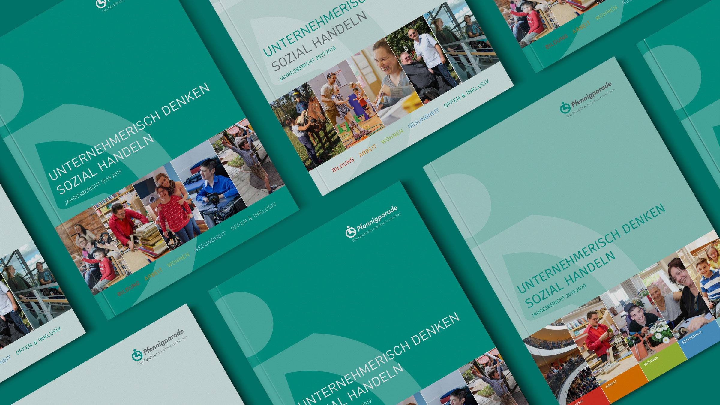 Stiftung Pfennigparade München Kommunikation