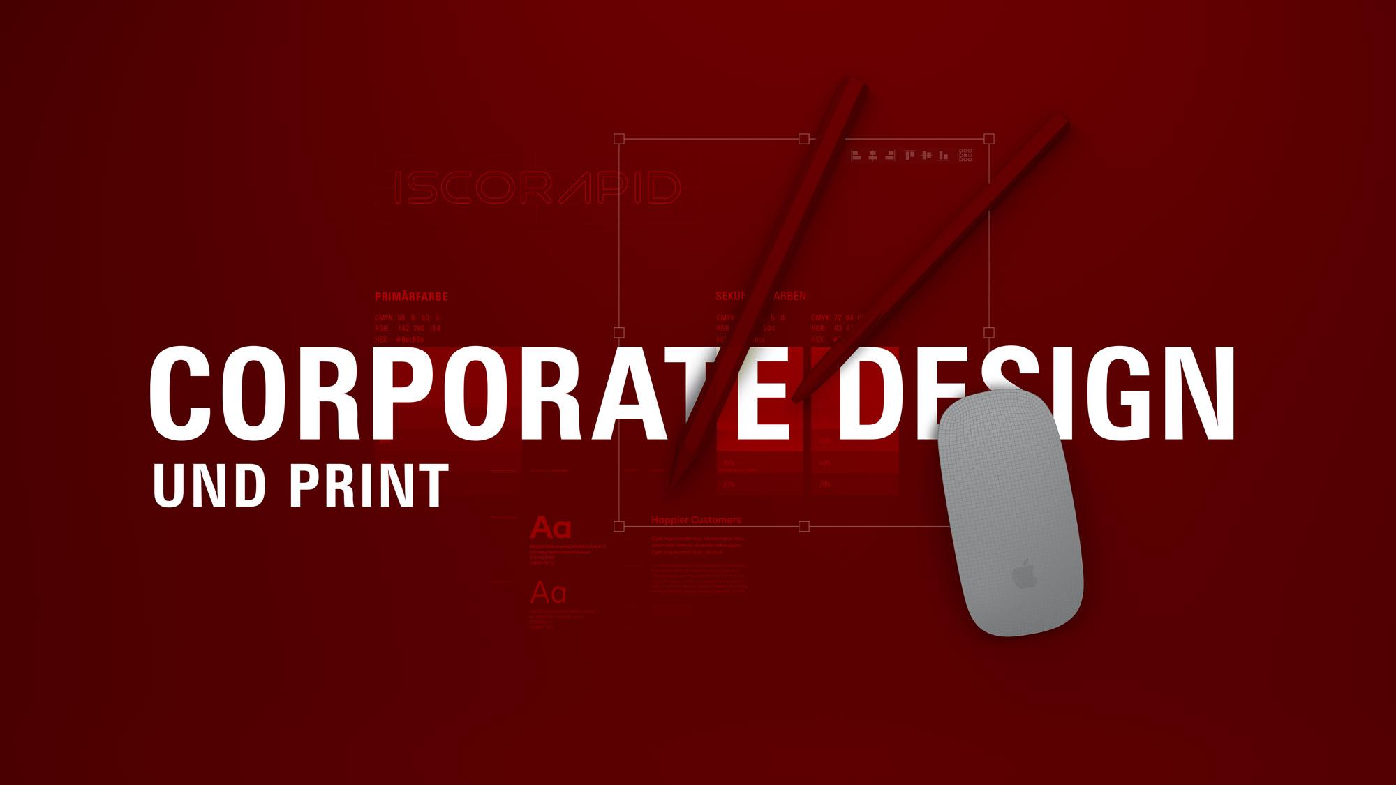 IKONS - Corporate Design - Branding - Print